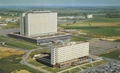 Chu de Caen batiments annexes